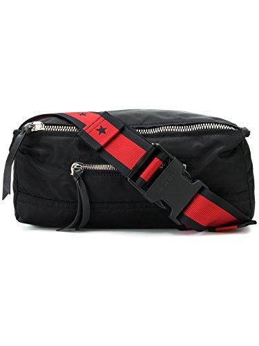 Givenchy Men's Bk500pk02v009 Black/Red Polyamide Travel - Givenchy Red