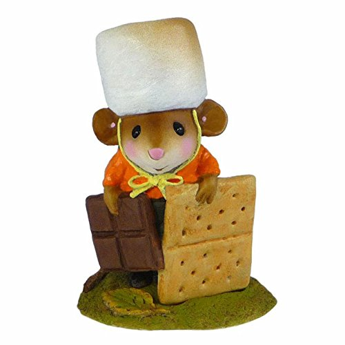 Wee Forest Folk M-537 S'more Please! made in Massachusetts