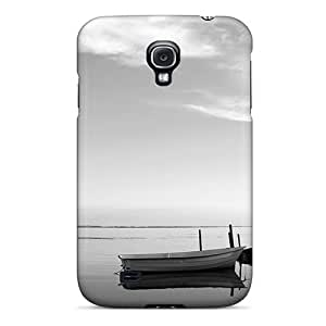 Premium Protection Lonely Lake Case Cover For Galaxy S4- Retail Packaging