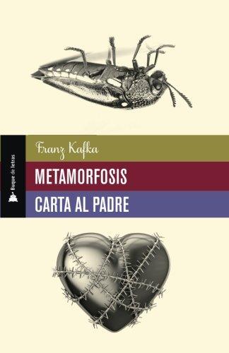 Metamorfosis y Carta al padre (Buque de letras) (Spanish ...