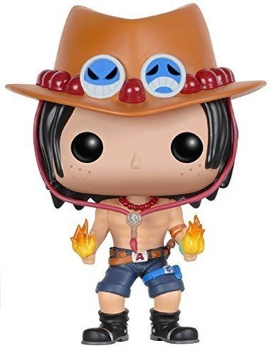 Funko POP Anime: One Piece Portgas D. Ace Action Figure