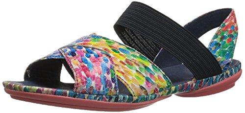Camper Women's Right Nina K200619 Mary Jane Flat, Multi, 35 M EU (5 US) (Camper Shoes Women 35)