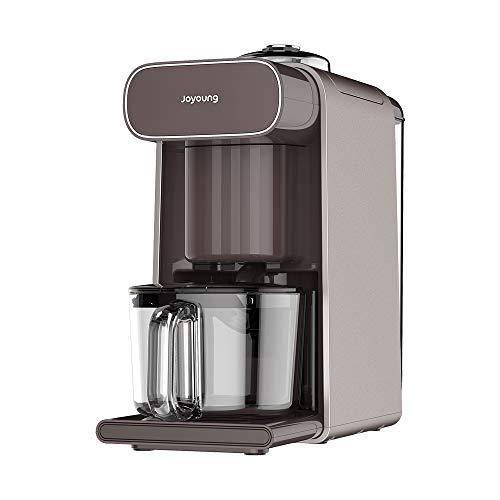 Joyoung DJ10U-K1 Multi-Functional Soy milk Maker, 4-in-1, Coffee Maker, Juice Maker, Electronic Water Kettle, No filter…