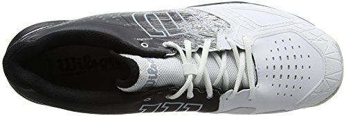 Zapatillas Kaos Blue Negro Tenis Pearl Wilson Comp White para Hombre de Black AEwAdqMP