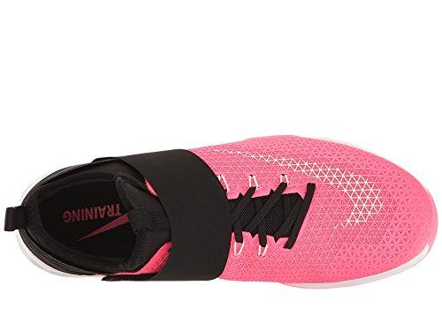 Nike Air Zoom Sterke Racer Roze / Witte / Zwarte Damesschoenen