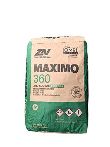 (Zinc Sulfate Powder 35.5% Monohydrate Plus 16.5% Sulfur