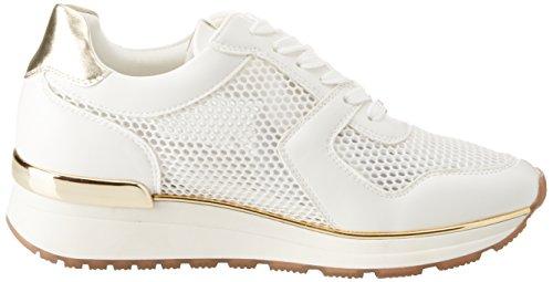 Sneaker Infilare Italia T18321 Bianco Tata Donna OwRxnfEwq