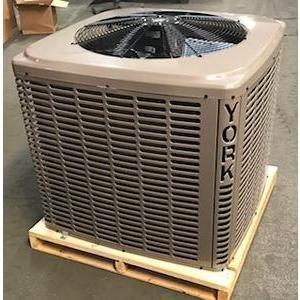 york heat pump 13 seer - 9