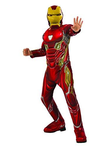 (Rubie's Marvel Avengers: Infinity War Deluxe Iron Man Child's Costume,)