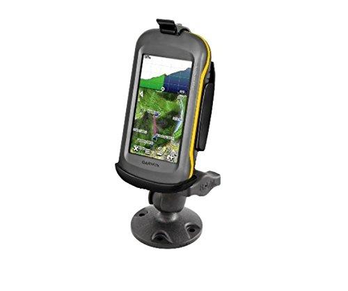 (Short Flat Surface Mount fits Garmin Montana 600 610 610t 650 650t 680 & 680t)