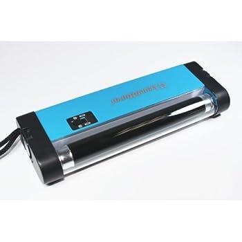 Amazon.com: Portátil Lámpara UV Ultravioleta para determinar ...