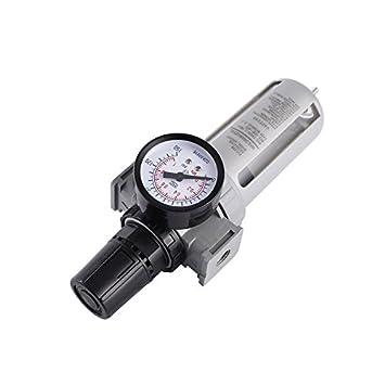 logicstring Filtro Regulador de presión 1/4