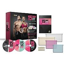 Zumba Workout Dvd - 15 Day Fit System By Zumba