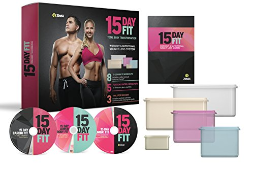 15-Day Fit DVD System by Zumba
