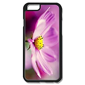 Purple Flower Hard Fashion Case Cover For IPhone 6