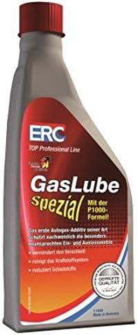 1 X 1 Liter Erc Gas Lube Spezial 1000ml Art Nr 52 0122 10 Gaslube Auto