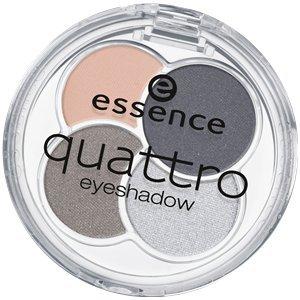 Essence Quattro Eyeshadow, 02 Multicolor, 5g Eyeshadow at amazon
