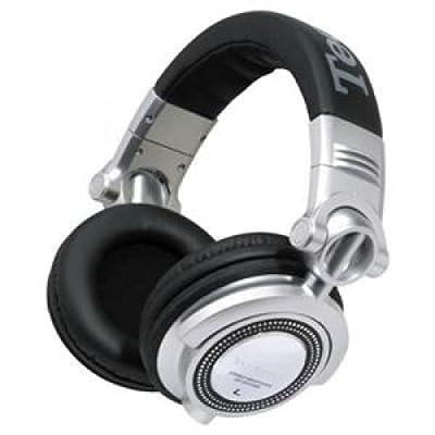 PANASONIC RP-DJ1250-S / DJ Style Headphone Technics Wired - 50 Ohm - 5 Hz 30 kHz - Gold Plated