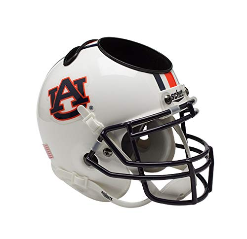 - NCAA Auburn Tigers Mini Helmet Desk Caddy