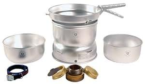 Trangia 25 - Batería de cocina para acampada con hornillo