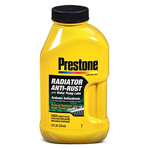 Prestone Super Radiator Anti-Rust (AS170Y) (Prestone Radiator Anti Rust With Water Pump Lube)