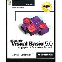 visual basic 5. 0: langages et controles activex