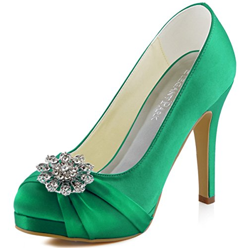 Cheap emerald green dress shoes