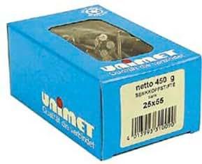 Alambre lápices en pequeño paquetes, 10paquetes, stauch cabeza Bolígrafos, galvanizados, 2,0x 40mm