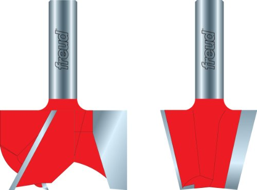 Freud 85-175 Plug Cutter Repair Router Bit Set with 1/2-Inch Shank ()