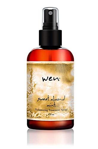 WEN Sweet Almond Mint Volumizing Treatment Spray, 6 Fl Oz