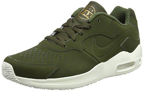 Herren Nike Air Max Bedrog Premium Sportschoen Grün (cargo Kaki / Cargo Kaki-ivoorkleurige Metallisch Goud)