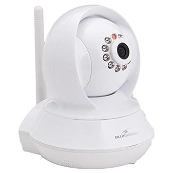 Bluestork BS-CAM/R - Cámara de vigilancia (WiFi), blanco