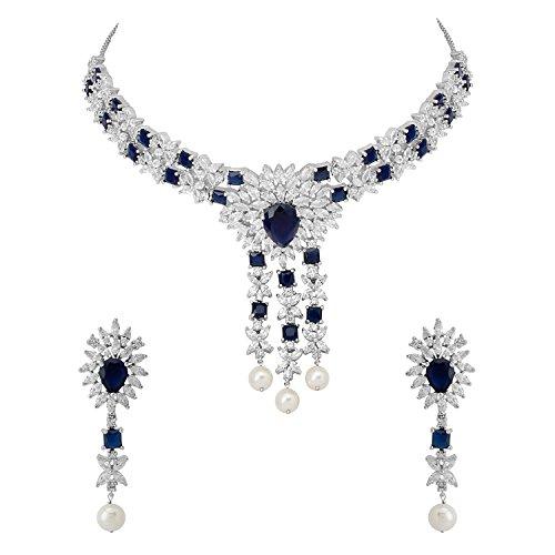 Voylla Dazzling Diana Pearl (Diana Pearl Necklace)