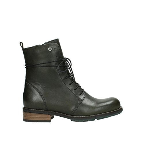 Bottes Vert Murray Comfort Wolky 20730 Cuir Cw 8xw5ZqCY