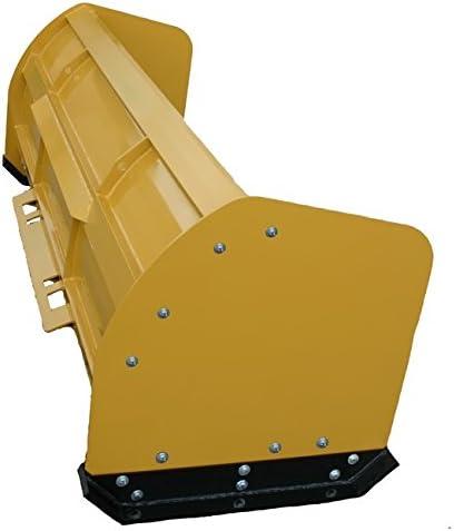 ghdonat.com Titan 10 Skid Steer Snow Pusher Attachment SP10 Bobcat ...