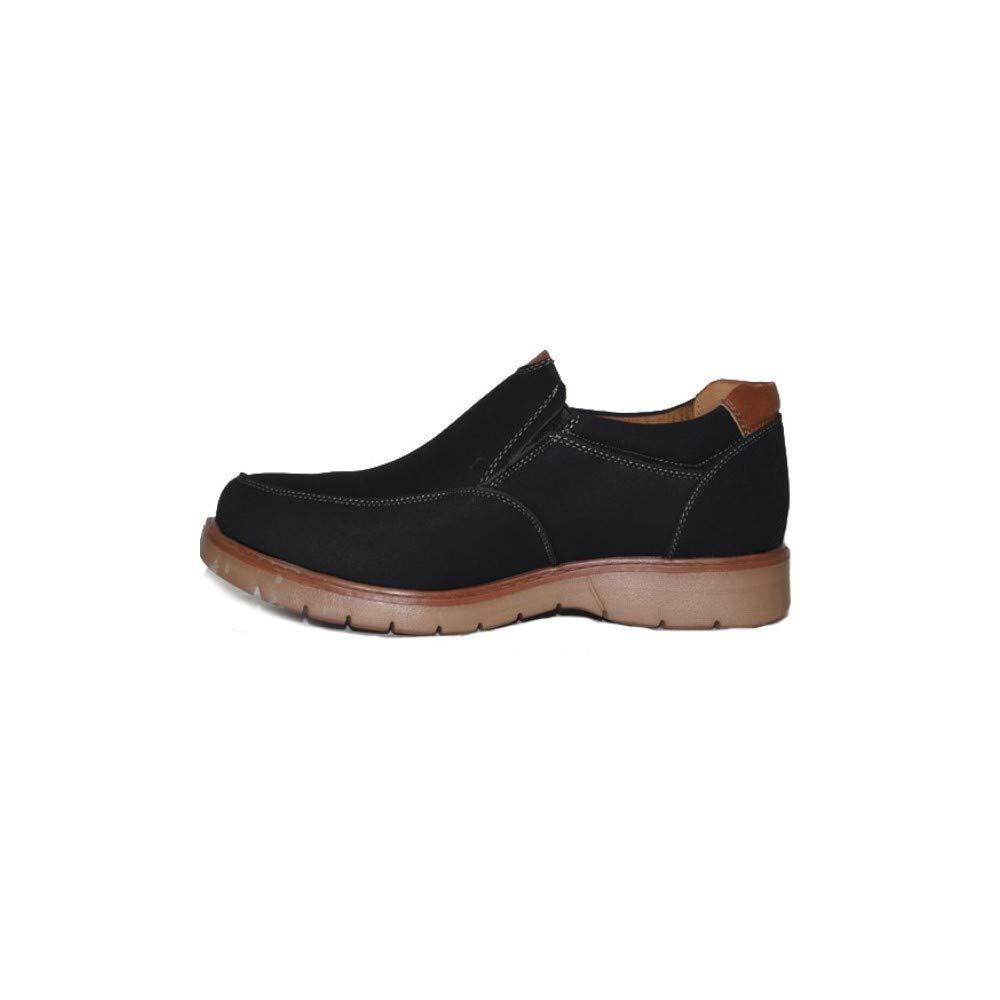 LEONAL MODA EN ESPAÑA LEONAL MOCASÍN16220 Zapatos Mocasines de Hombre Negros Cómodos Modernos Casuales: Amazon.es: Zapatos y complementos