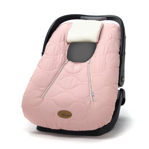 cozy cover infant car seat cover pink quilt pink quilt ebay. Black Bedroom Furniture Sets. Home Design Ideas