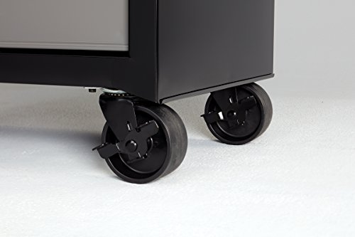 Waterloo W100 Series 8-Drawer Mobile Workbench, 53'' - Designed, Engineered & Assembled In the USA by Waterloo (Image #4)