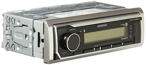 Kenwood KMR-M322BT Marine Digital Media Receiver with ()