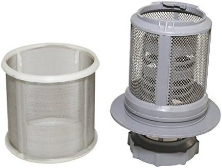 Qualtex - Filtro de micromalla compatible con lavavajillas Bosch ...