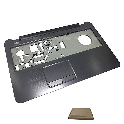 Cover Palmrest Top (New Replacement Laptop LCD Palmrest Touchpad Top Cover for Dell Inspiron 17R 5721 5737 5735 Series Cover P4P4H CN-0P4P4H C Shell)