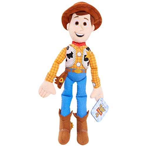 Toy Story 4 Small 8' Bean Plush - Woody