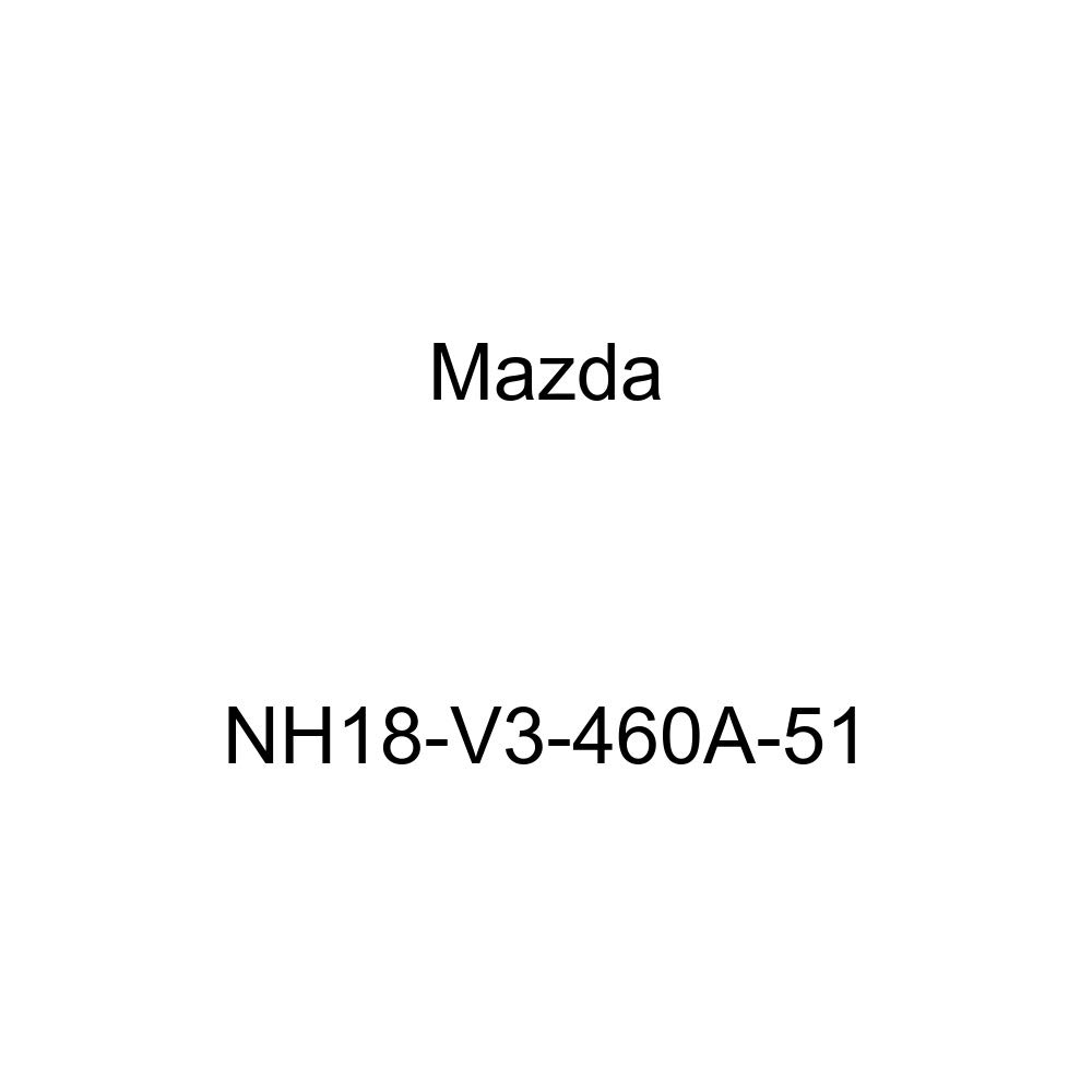 Rear Splash Guard, NH18-V3-460A-51 Set of 2 Mazda Genuine