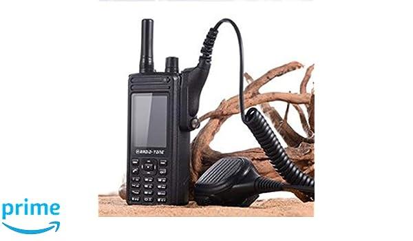 Amazon com: Radio-tone Radio-Tone RT4 4G LTE Android 6 0 WiFi PTT