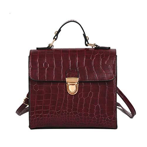 CocoMarket Women Messenger Vintage Bag Wild Shoulder Bag Stylish Single Strap Bags Sale!