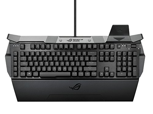 ASUS ROG GK2000 Horus RGB Mechanical Gaming Keyboard