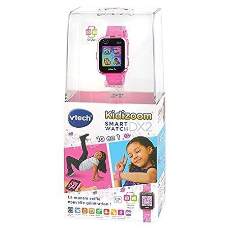 Amazon.es: VTech Kidizoom Smartwatch Connect DX2 Rose Reloj, Color Rosa (193835)