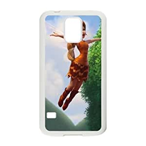 SamSung Galaxy S5 cell phone cases White Tinkerbell and the Legend of the Neverbeast fashion phone cases IOTR695780