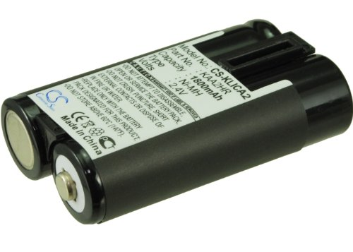 VINTRONS 1800mAh Replacement Battery for Kodak EasyShare C1013, EasyShare CX7525