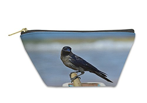Gear New Accessory Zipper Pouch, Raven, Large, 6001948GN by Gear New